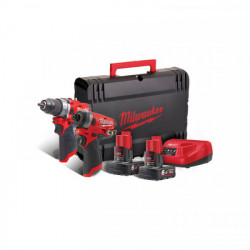 Milwaukee M12 FPP2A-602X set náradia