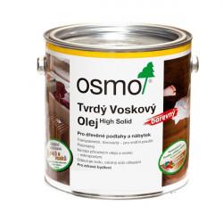 OSMO tvrdý voskový olej Farebný