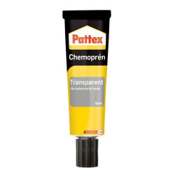 Pattex Chemoprén Transparent 50 ml