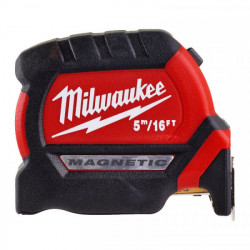Milwaukee magnetické meracie pásmo PREMIUM III 5 m - 16 ft / 27 mm