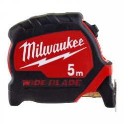 Milwaukee meracie pásmo PREMIUM WIDE BLADE 5 m / 33 mm