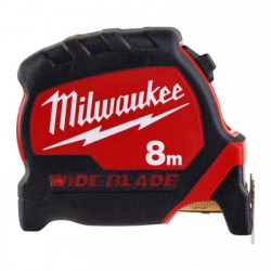 Milwaukee meracie pásmo PREMIUM WIDE BLADE 8 m / 33 mm