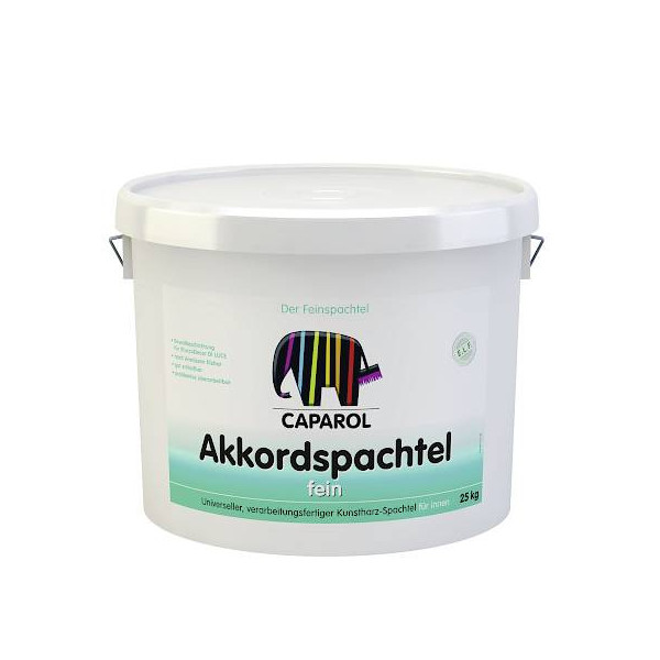 Caparol Akkord tmel jemný 25 kg