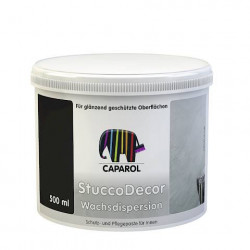 Caparol StuccoDecor Wachsdispersion 500 ml