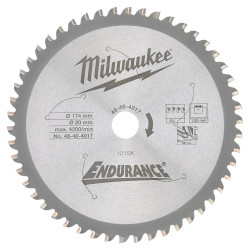 Milwaukee pílový kotúč na kov 174 x 20 x 1.65 mm 50z