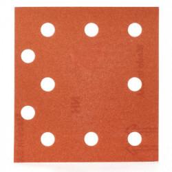 Milwaukee brúsny papier 115 x 107 mm, zrnitosť 240 (10 ks)
