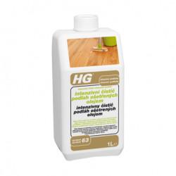 HG intenzívny čistič podláh ošetrených olejom 1l