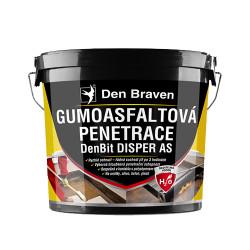 Den Braven gumoasfaltová penetrácia DenBit DISPER AS 5 kg