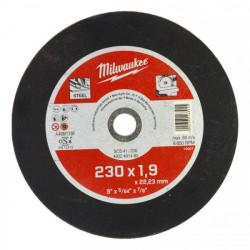Milwaukee rezný kotúč na kov SCS 41 / 230 x 1,9 mm