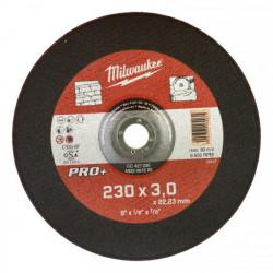 Milwaukee rezný kotúč na kameň PRO+ CC 42 / 230 x 3,0 mm