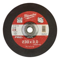 Milwaukee rezný kotúč na kov PRO+ SC 42 / 230 x 3,0 mm