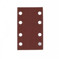 Milwaukee brúsny papier 80 x 133 mm, zrnitosť 120 (10 ks)