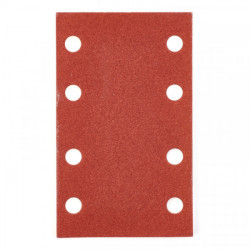 Milwaukee brúsny papier 80 x 133 mm, zrnitosť 180 (10 ks)