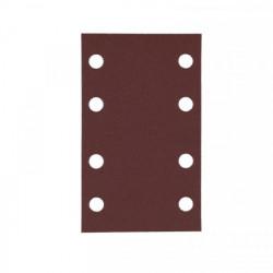 Milwaukee brúsny papier 80 x 133 mm, zrnitosť 240 (10 ks)