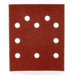 Milwaukee brúsny papier 115 x 140 mm, zrnitosť 60 (10 ks)