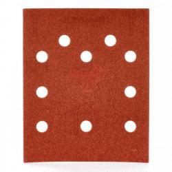 Milwaukee brúsny papier 115 x 140 mm, zrnitosť 120 (10 ks)