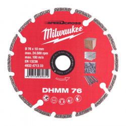 Milwaukee DHMM 76 mm