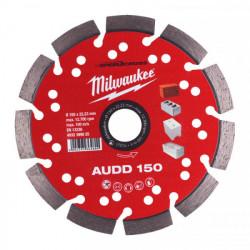 Milwaukee diamantový rezací kotúč AUDD 150