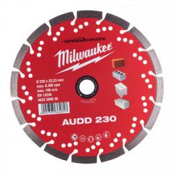 Milwaukee diamantový rezací kotúč AUDD 230