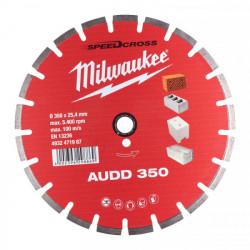 Milwaukee diamantový rezací kotúč AUDD 350