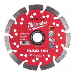 Milwaukee diamantový rezací kotúč HUDD 150
