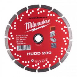 Milwaukee diamantový rezací kotúč HUDD 230