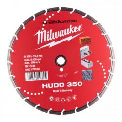 Milwaukee diamantový rezací kotúč HUDD 350
