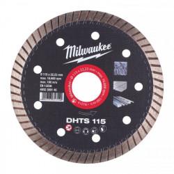 Milwaukee diamantový rezací kotúč DHTS 115