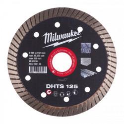 Milwaukee diamantový rezací kotúč DHTS 125