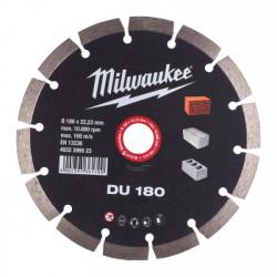 Milwaukee diamantový rezací kotúč DU 180
