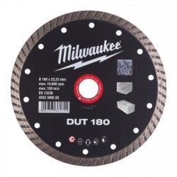 Milwaukee diamantový rezací kotúč DUT 180