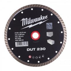 Milwaukee diamantový rezací kotúč DUT 230