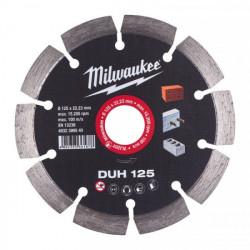 Milwaukee diamantový rezací kotúč DUH 125