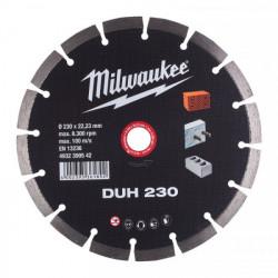 Milwaukee diamantový rezací kotúč DUH 230