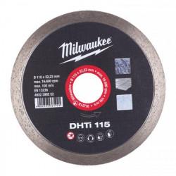 Milwaukee diamantový rezací kotúč DHTi 115