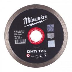 Milwaukee diamantový rezací kotúč DHTi 125