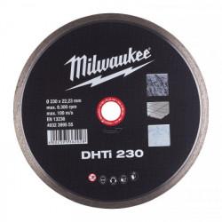 Milwaukee diamantový rezací kotúč DHTi 230