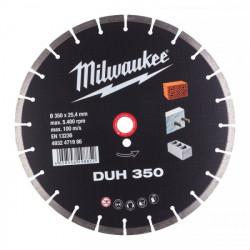 Milwaukee diamantový rezací kotúč DUH 350