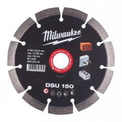 Milwaukee diamantový rezací kotúč DSU 150