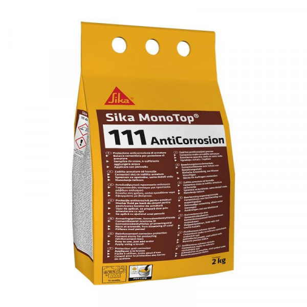 Sika MonoTop 111 AntiCorrosion 2kg
