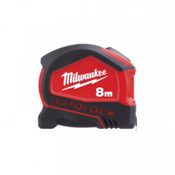 Milwaukee meracie pásmo AUTOLOCK 8 m - 26 ft / 25 mm