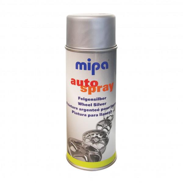 Mipa strieborný sprej na disky 400 ml