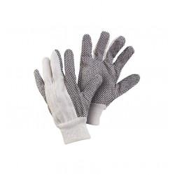 Ciret bavlnené rukavice EasyGrip XL / 10