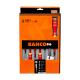 Bahco sada izolovaných skrutkovačov BahcoFit 7 ks