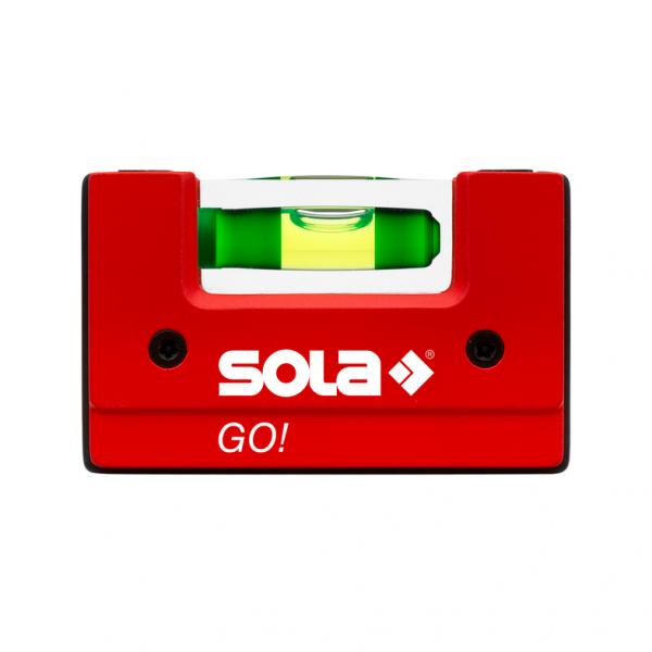 SOLA kompaktná vodováha GO!