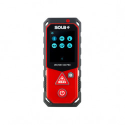 SOLA laserový diaľkomer VECTOR 100 PRO