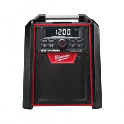 Milwaukee M18 RC-0 bluetooth rádio / nabíjačka