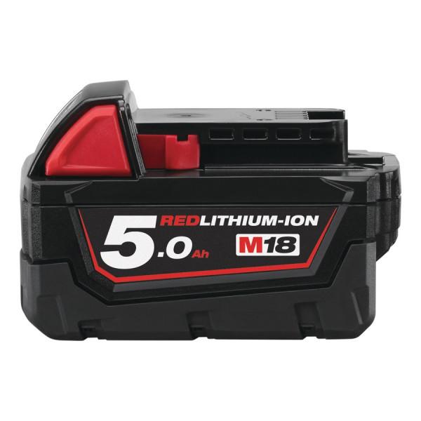 Milwaukee batéria M18 B5 5.0 Ah