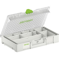 Festool SYS3 ORG L 89 10xESB systainer³ organizér