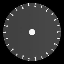 Festool C-D 125 PREMIUM diamantový rezací kotúč